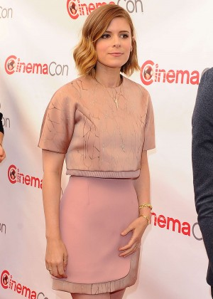 Kate Mara - 20th Century Fox Presentation in Las Vegas