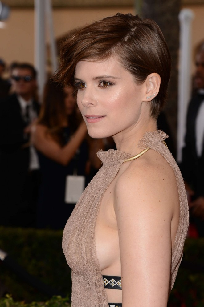 Kate Mara - 2016 SAG Awards in Los Angeles