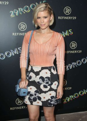 Kate Mara - 2nd Annual Refinery29 29Rooms: Powered By People in NYC