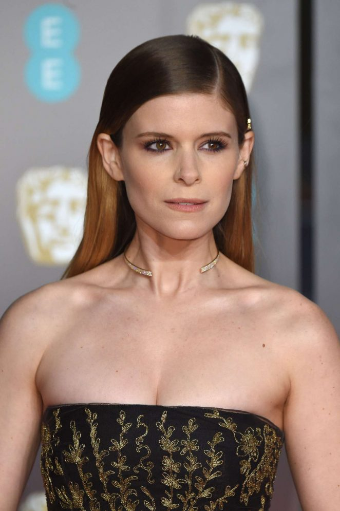 Kate Mara – 71st British Academy Film Awards in London