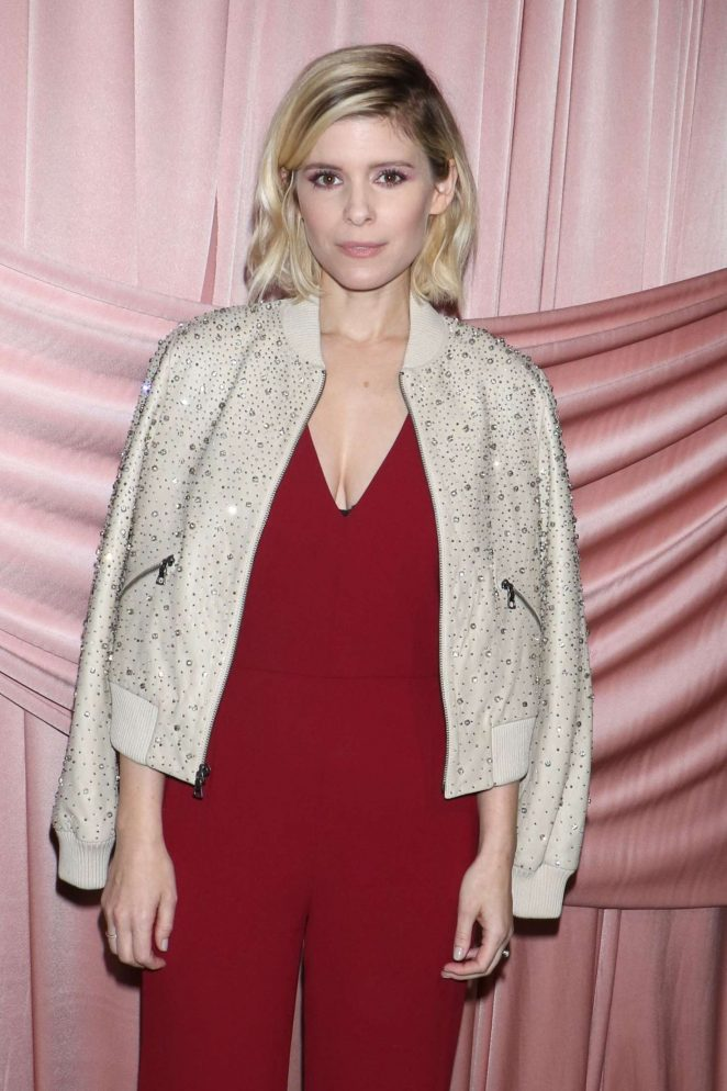Kate Mara - alice + olivia by Stacey Bendet Show at 2017 NYFW in New York