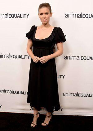 Kate Mara - Animal Equality's Inspiring Global Action Los Angeles Gala in LA