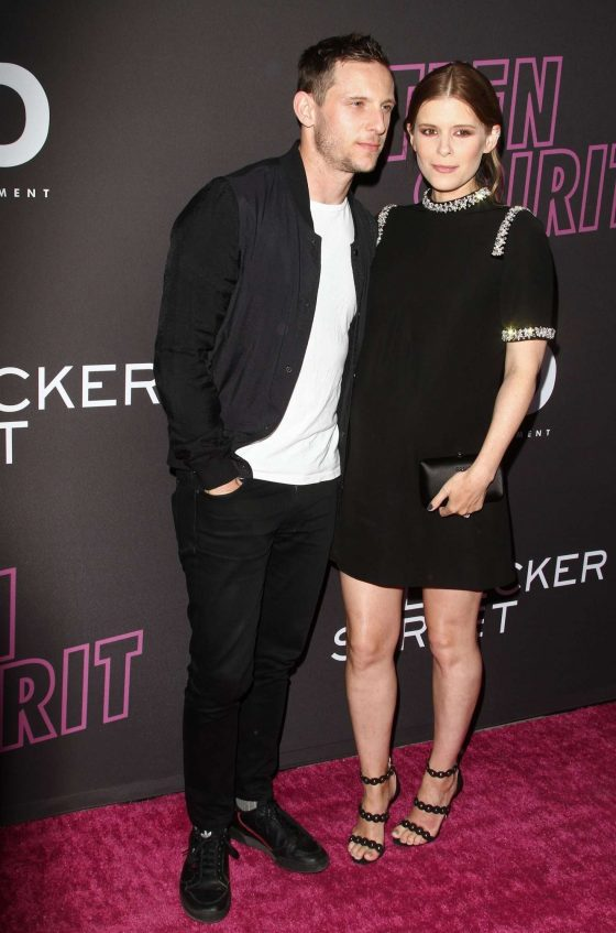 Kate Mara: Bleecker Streets Teen Spirit Screening -01