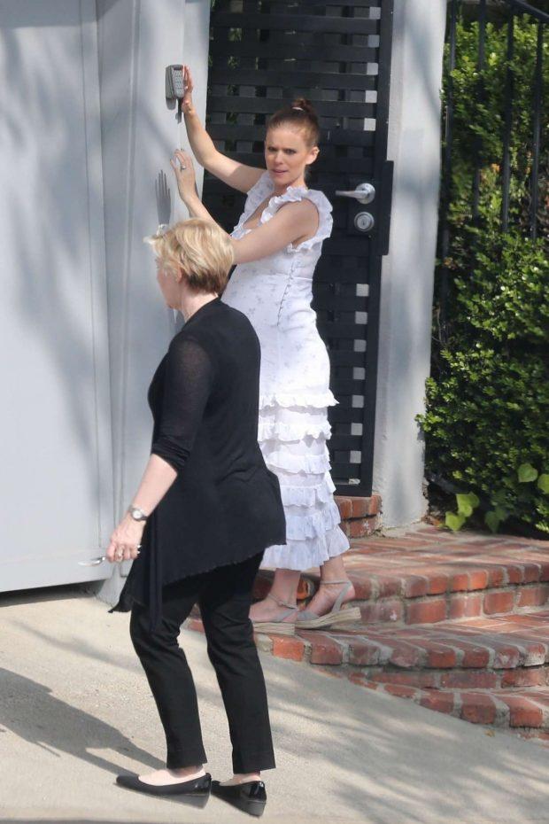 Kate Mara: Celebrates her baby shower -01