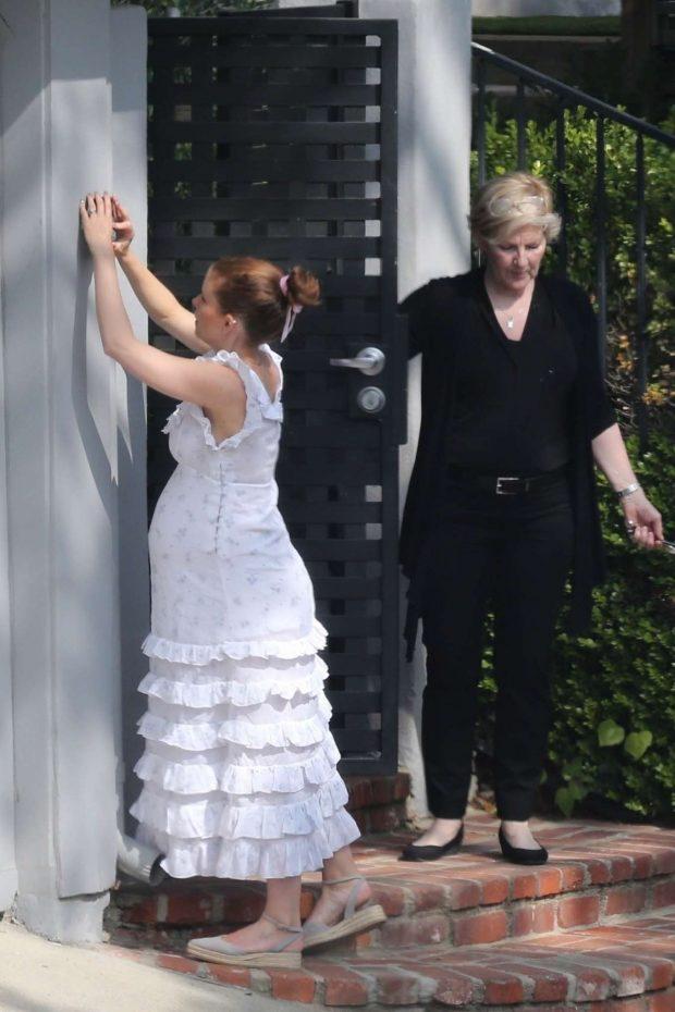 Kate Mara: Celebrates her baby shower -02