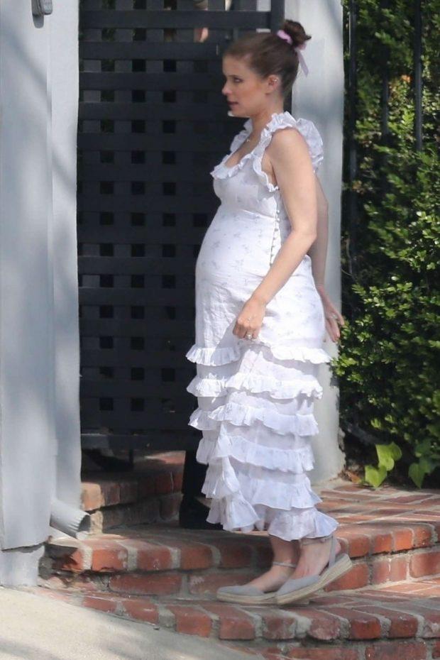 Kate Mara: Celebrates her baby shower -13