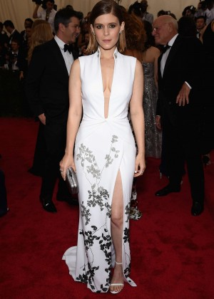 Kate Mara - 2015 Costume Institute Gala in NYC