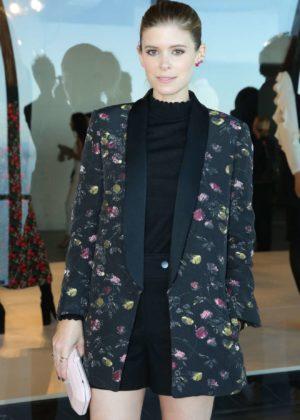 Kate Mara - Club Monaco Presentation at 2017 New York Fashion Week