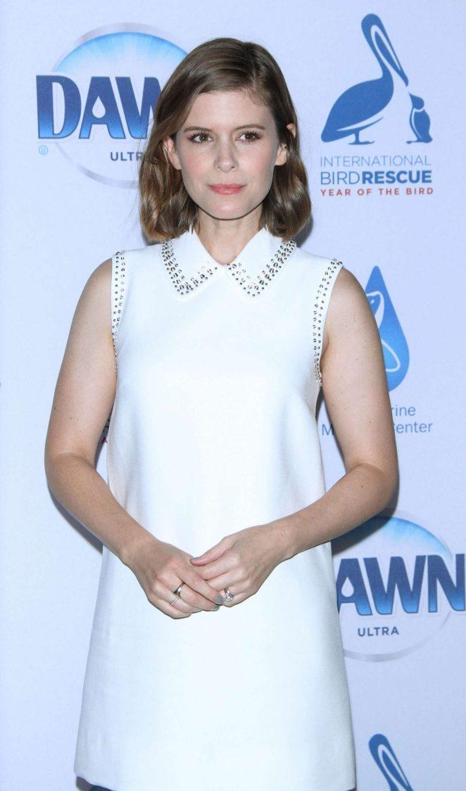 Kate Mara - Dawn 40th Anniversary of Wildlife Rescue Initiatives in NY