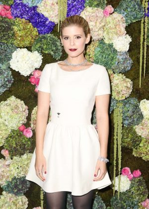 Kate Mara - De Beers Madison Avenue Flagship Opening in New York