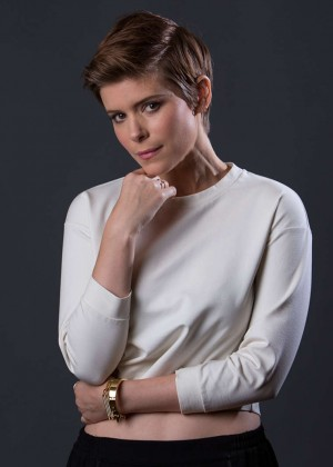 Kate Mara - Fantastic Four Portrait Session by Amy Sussman (August 2015)