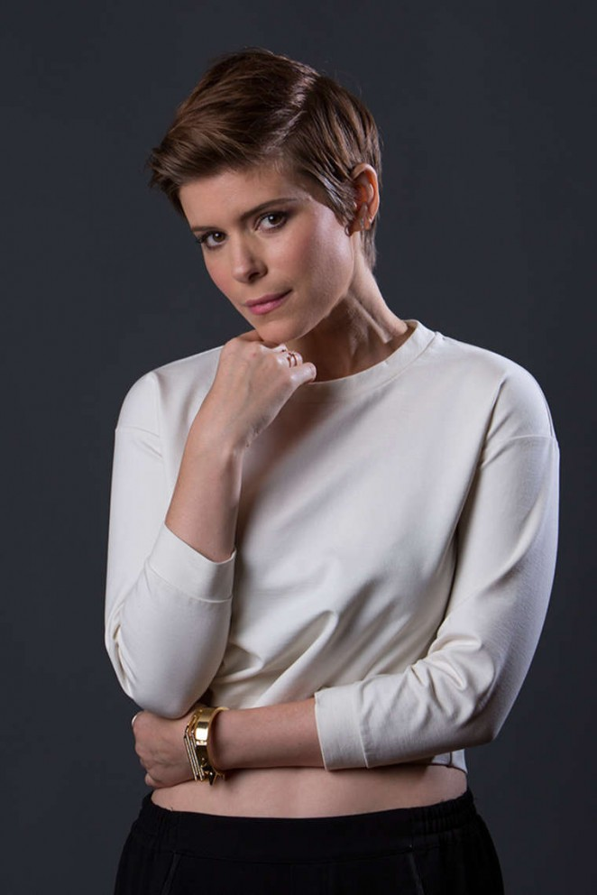 Kate Mara – Fantastic Four Portrait Session by Amy Sussman (August 2015)