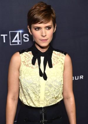 Kate Mara - 'Fantastic Four' VIP Screening in Atlanta