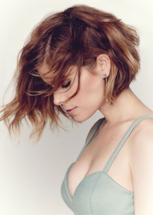Kate Mara - Glamour Photoshoot by Jason de Bell (June 2015)