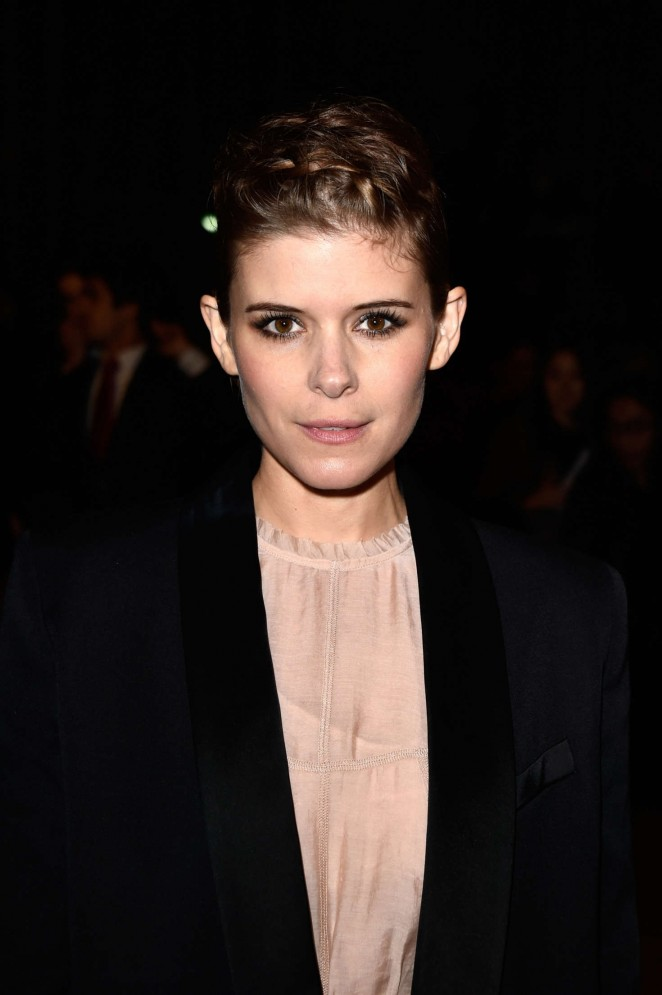 Kate Mara – H&M Fashion Show 2016 in Paris