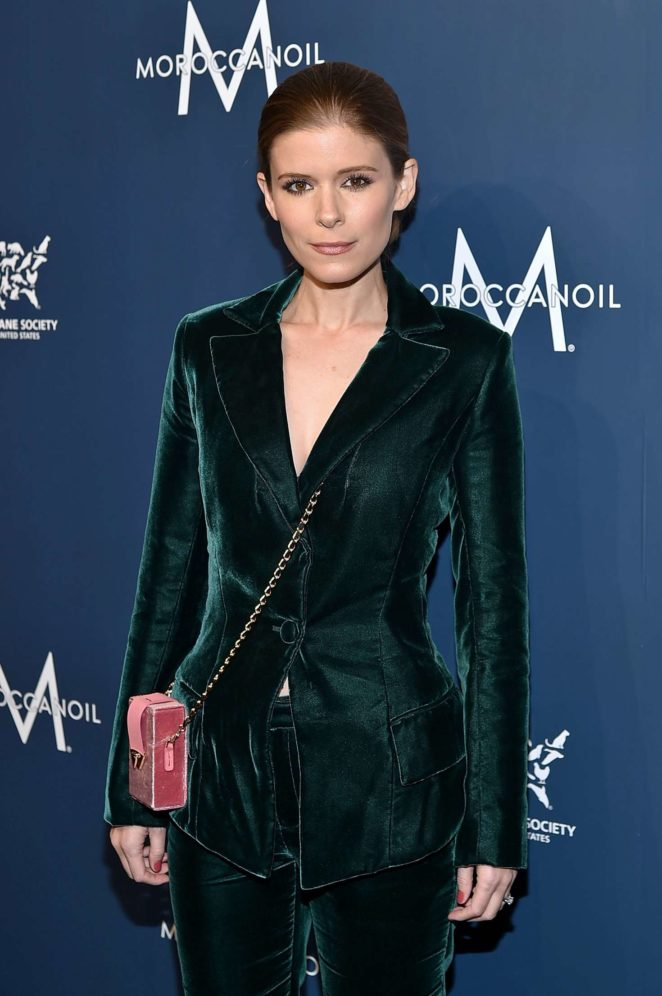 Kate Mara - Humane Society Of The United States To The Rescue! Gala in NY