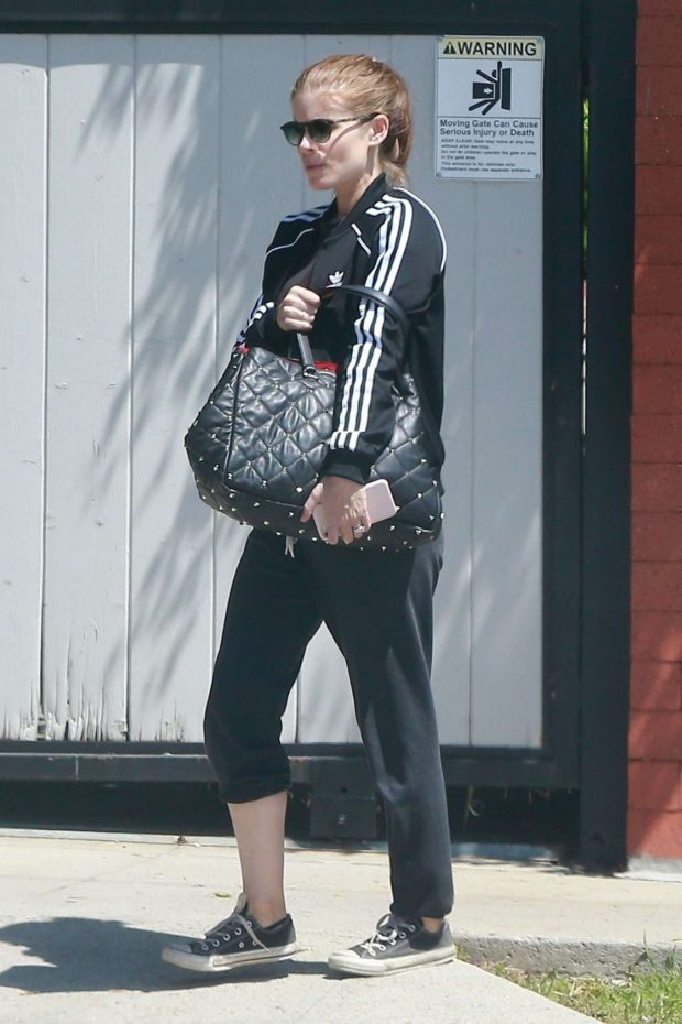 Kate Mara: Out for lunch in Los Feliz -01