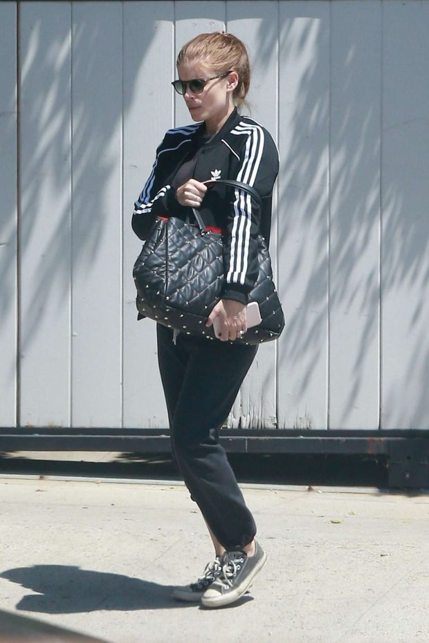 Kate Mara: Out for lunch in Los Feliz -12