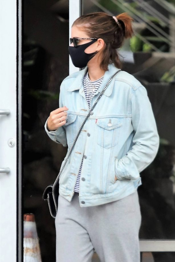 Kate Mara - out in Beverly Hills