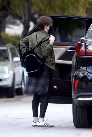 Kate Mara - Out in Silver Lake