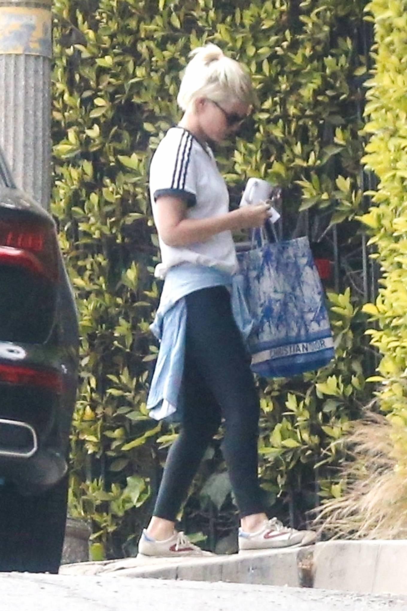 Kate Mara 2021 : Kate Mara – Seen running errands in Los Feliz-09
