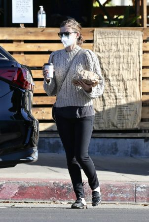 Kate Mara - Seen while out on New Year's Eve in Los Feliz