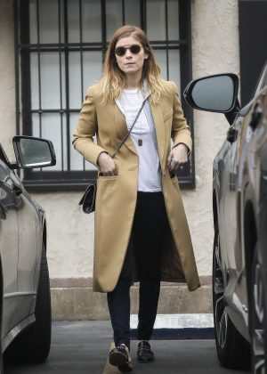 Kate Mara - Shopping for antiques in West Hollywood