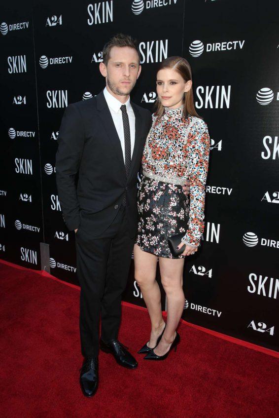 Kate Mara 2019 : Kate Mara – Skin Screening in Los Angeles-04