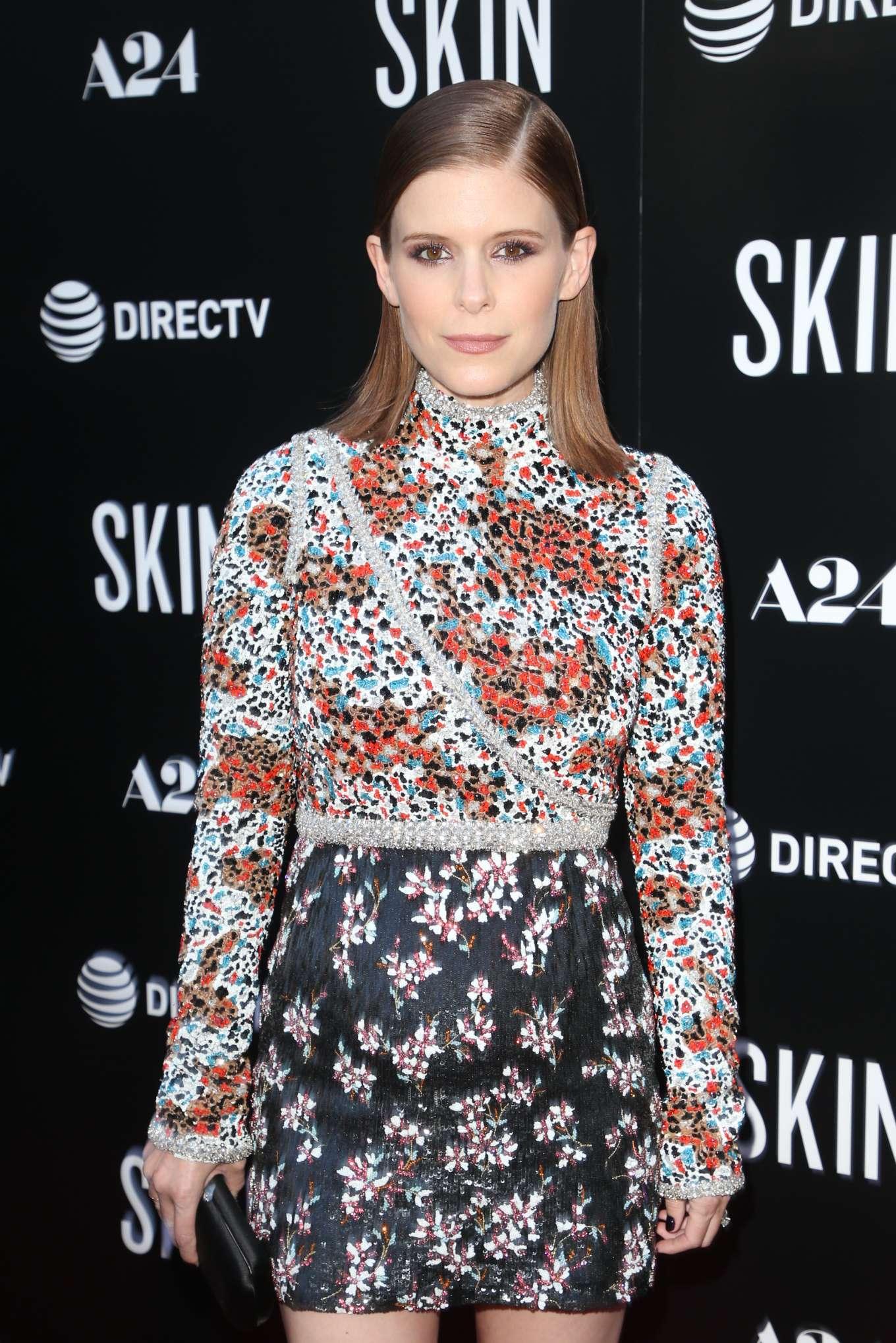 Kate Mara - 'Skin' Screening in Los Angeles