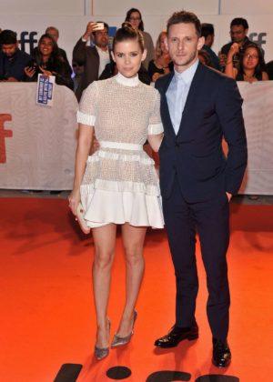 Kate Mara - Stars Don Die In Liverpool 2017 Tiff Premiere