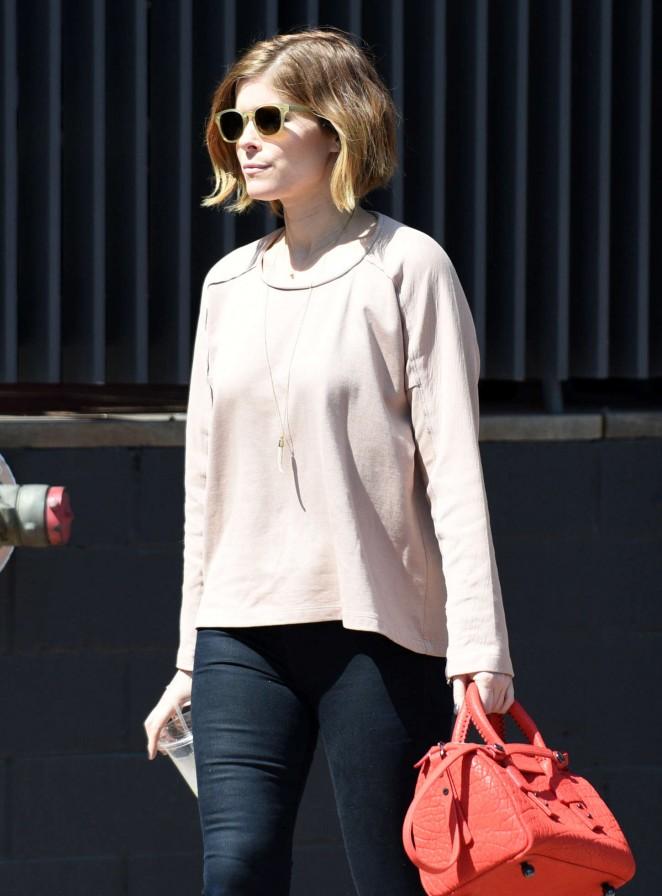 Kate Mara in Jeans -12