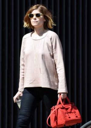 Kate Mara in Jeans Out in LA