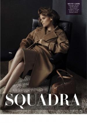 Kate Mara - Vanity Fair Italy Magazine (March 2015)