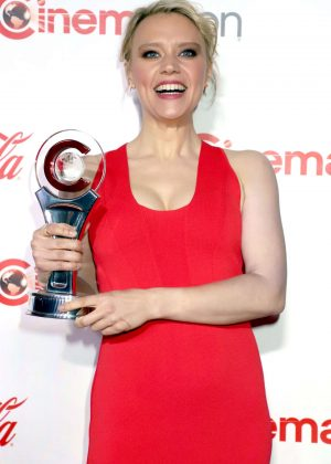 Kate McKinnon - 2018 Big Screen Achievement Awards at CinemaCon in Las Vegas