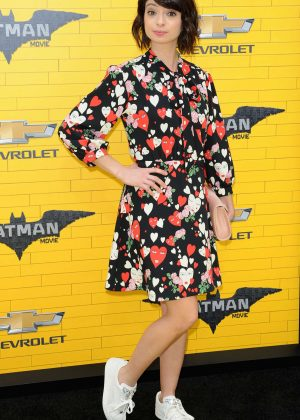 Kate Micucc - 'The Lego Batman Movie' Premiere in Westwood