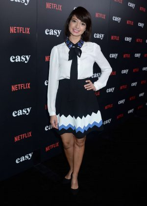 Kate Micucci - 'Easy' Premiere in West Hollywood