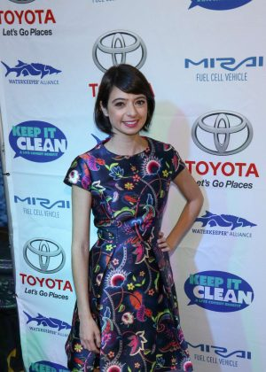 Kate Micucci - Keep It Clean Event in Los Angeles