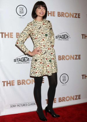 Kate Micucci - 'The Bronze' Premiere in Los Angeles