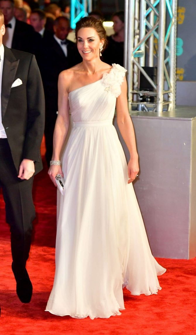 Kate Middleton – 2019 British Academy Film Awards in London