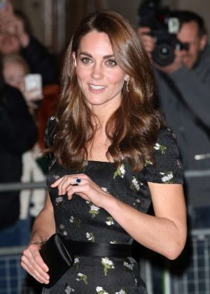 Kate Middleton - 2019 Portrait Gala at the National Portrait Gallery in London