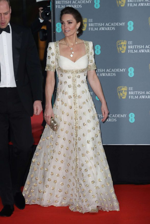 Kate Middleton - 2020 British Academy Film Awards in London