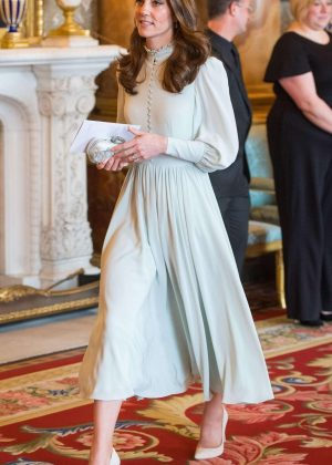 Kate Middleton - 50th anniversary of the investiture of the Prince of Wales in London
