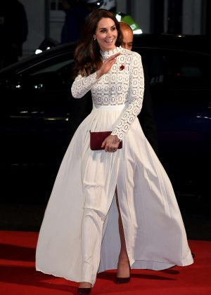 Kate Middleton - 'A Street Cat Named Bob' Premiere in London