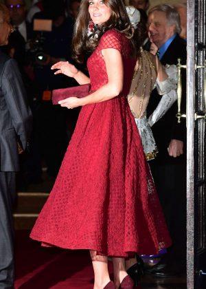 Kate Middleton at '42nd Street' musical press night in London