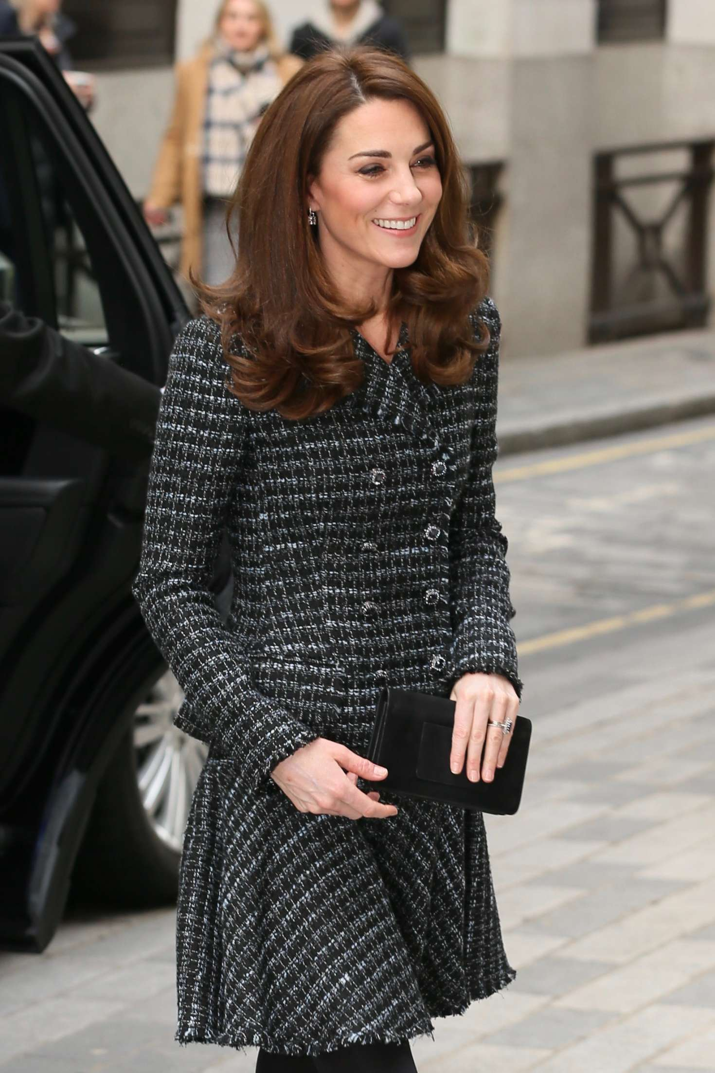 Kate Middleton At Mental Health In Education Conference In London