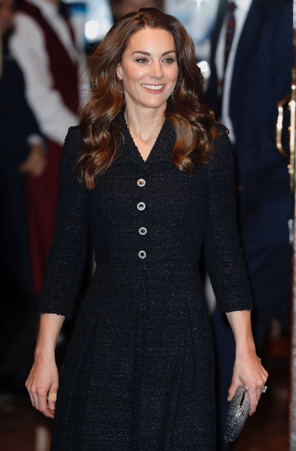 Kate Middleton - Attend a charity performance of Dear Evan Hansen in London