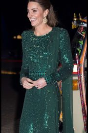 Kate Middleton - Attends a special reception at the Pakistan National Monument in Islamabad