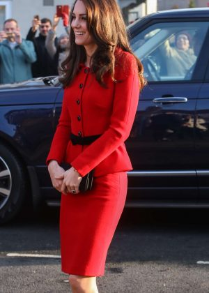 Kate Middleton - Attends 'The Big Assembly' by Place2Be in London