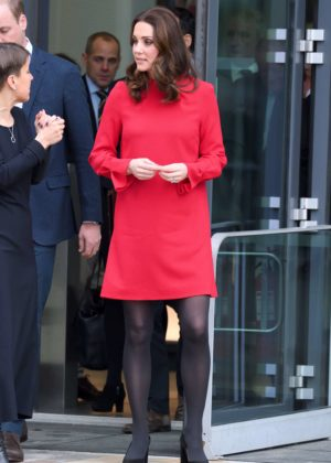 Kate Middleton - Attends the Children's Global Media Summit in Manchester