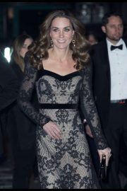 Kate Middleton - Attends the Royal Variety Performance in London